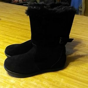 Cheeks black boots size 11 medium